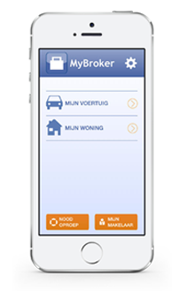 iphone mybroker